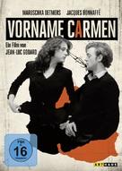 Prénom Carmen - German Movie Cover (xs thumbnail)