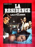 La residencia - French Movie Poster (xs thumbnail)