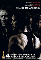 Million Dollar Baby - Finnish DVD movie cover (xs thumbnail)
