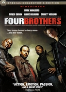 Four Brothers - DVD movie cover (xs thumbnail)