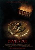 Devil's Due - Dutch Movie Poster (xs thumbnail)