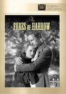The Foxes of Harrow - DVD cover (xs thumbnail)