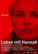 Leben mit Hannah - German Movie Poster (xs thumbnail)