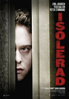 Isolerad - Swedish Movie Poster (xs thumbnail)