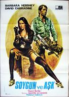 Boxcar Bertha - Turkish Movie Poster (xs thumbnail)