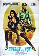 Boxcar Bertha - Turkish Movie Poster (xs thumbnail)