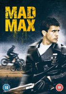 Mad Max - British DVD cover (xs thumbnail)