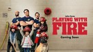 Playing with Fire - Movie Poster (xs thumbnail)