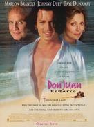 Don Juan DeMarco - Movie Poster (xs thumbnail)