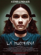 Orphan - Spanish Movie Poster (xs thumbnail)