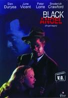 Black Angel - Spanish DVD cover (xs thumbnail)