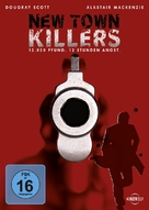 New Town Killers - German Movie Cover (xs thumbnail)