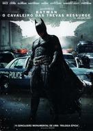 The Dark Knight Rises - Brazilian Movie Cover (xs thumbnail)