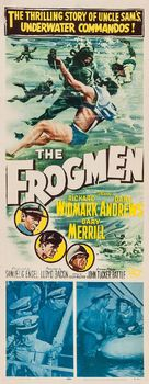 The Frogmen - Movie Poster (xs thumbnail)