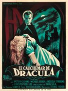 Dracula - French Movie Poster (xs thumbnail)