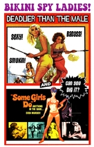 Deadlier Than the Male - Combo movie poster (xs thumbnail)