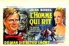 L'uomo che ride - Belgian Movie Poster (xs thumbnail)