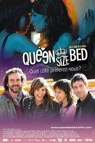 2 lados de la cama, Los - French Movie Poster (xs thumbnail)