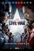 Captain America: Civil War - Movie Poster (xs thumbnail)
