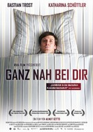 Ganz nah bei Dir - German Movie Poster (xs thumbnail)