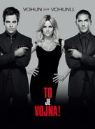 This Means War - Slovenian Movie Poster (xs thumbnail)
