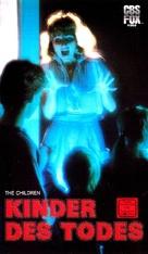 The Children - German VHS cover (xs thumbnail)