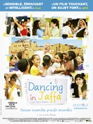 Dancing in Jaffa - French Movie Poster (xs thumbnail)