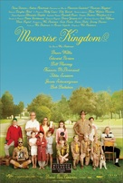 Moonrise Kingdom - Brazilian Movie Poster (xs thumbnail)
