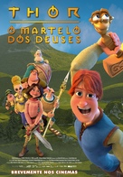 Hetjur Valhallar - Þór - Portuguese Movie Poster (xs thumbnail)