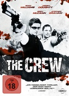 The Crew - German DVD cover (xs thumbnail)