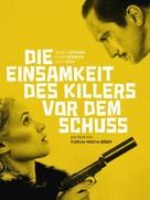 Die Einsamkeit des Killers vor dem Schuss - German Movie Cover (xs thumbnail)
