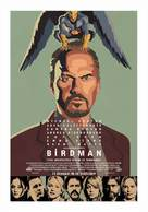 Birdman - Dutch Movie Poster (xs thumbnail)