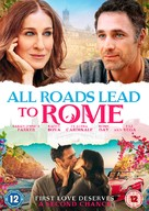 All Roads Lead to Rome - British DVD movie cover (xs thumbnail)