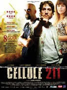 Celda 211 - French Movie Poster (xs thumbnail)