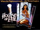 The House on Sorority Row - British Movie Poster (xs thumbnail)