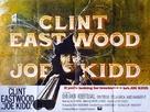 Joe Kidd - British Movie Poster (xs thumbnail)