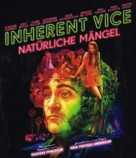 Inherent Vice - German Blu-Ray cover (xs thumbnail)
