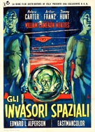 Invaders from Mars - Italian Movie Poster (xs thumbnail)