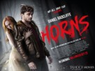 Horns - British Movie Poster (xs thumbnail)
