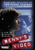Benny's Video - DVD cover (xs thumbnail)