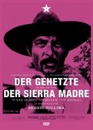 La resa dei conti - German DVD movie cover (xs thumbnail)