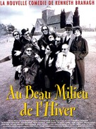 In the Bleak Midwinter - French Movie Poster (xs thumbnail)