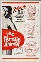 Mujer del gato, La - Movie Poster (xs thumbnail)