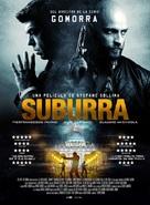 Suburra - Spanish Movie Poster (xs thumbnail)