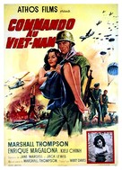 A Yank in Viet-Nam - French Movie Poster (xs thumbnail)