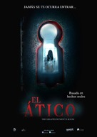 The Disappointments Room - Mexican Movie Poster (xs thumbnail)