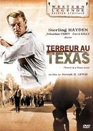 Terror in a Texas Town - French DVD cover (xs thumbnail)