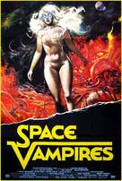 Lifeforce - Italian Movie Poster (xs thumbnail)
