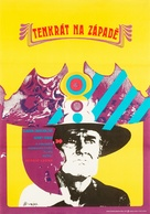 C'era una volta il West - Czech Movie Poster (xs thumbnail)