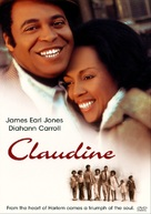 Claudine - Movie Cover (xs thumbnail)